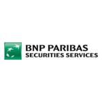 logo BNP Paribas - securities services (référence groupe syd)