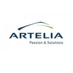 logo artelia référence client SYD
